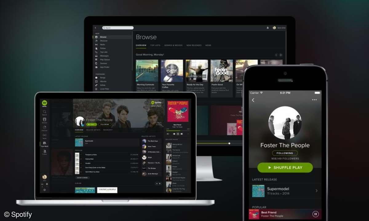 Spotify-App