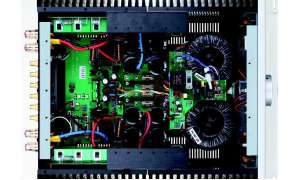 Musical Fidelity M6 500i - Aufbau