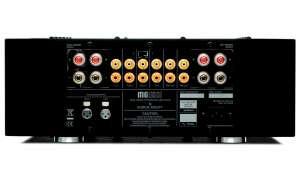 Musical Fidelity M6 500i - Anschlüße