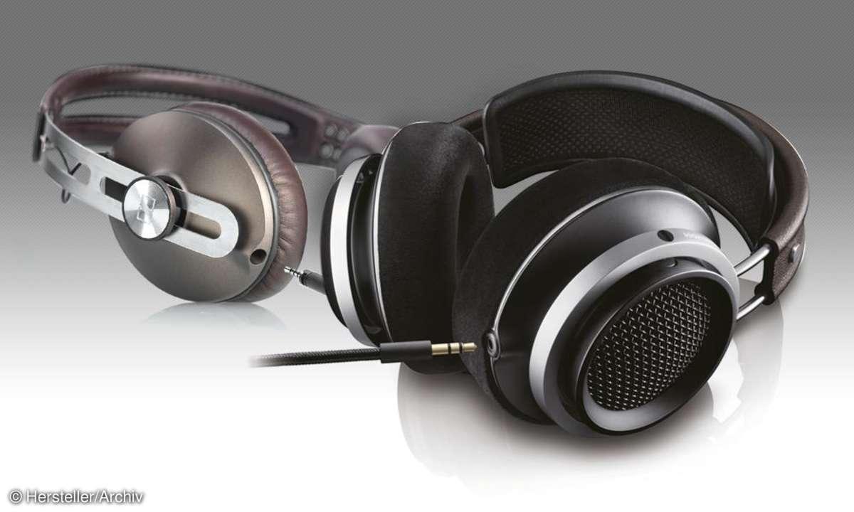 Kopfhörer: Philips vs. Sennheiser