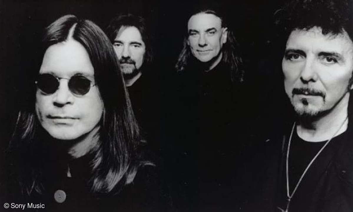 Veröffentlichen im Sommer nach 35 Jahren neue Musik: die Metal-Legenden Black Sabbath.