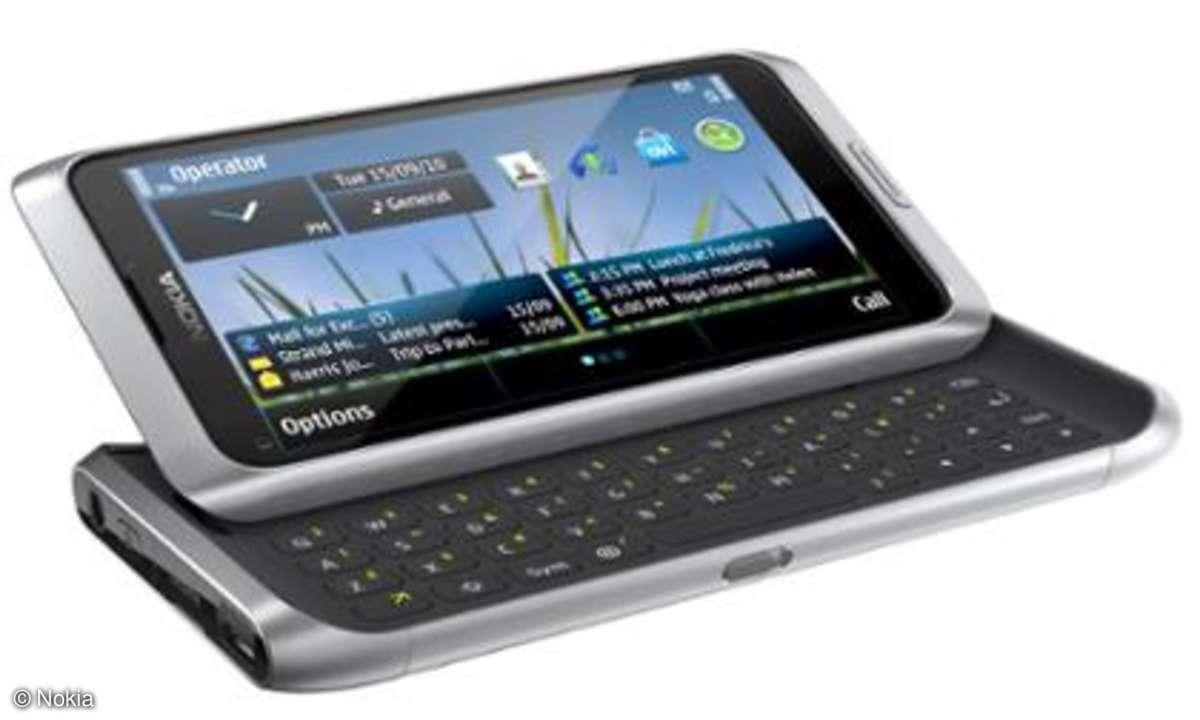 Nokia Ericsson Symbian