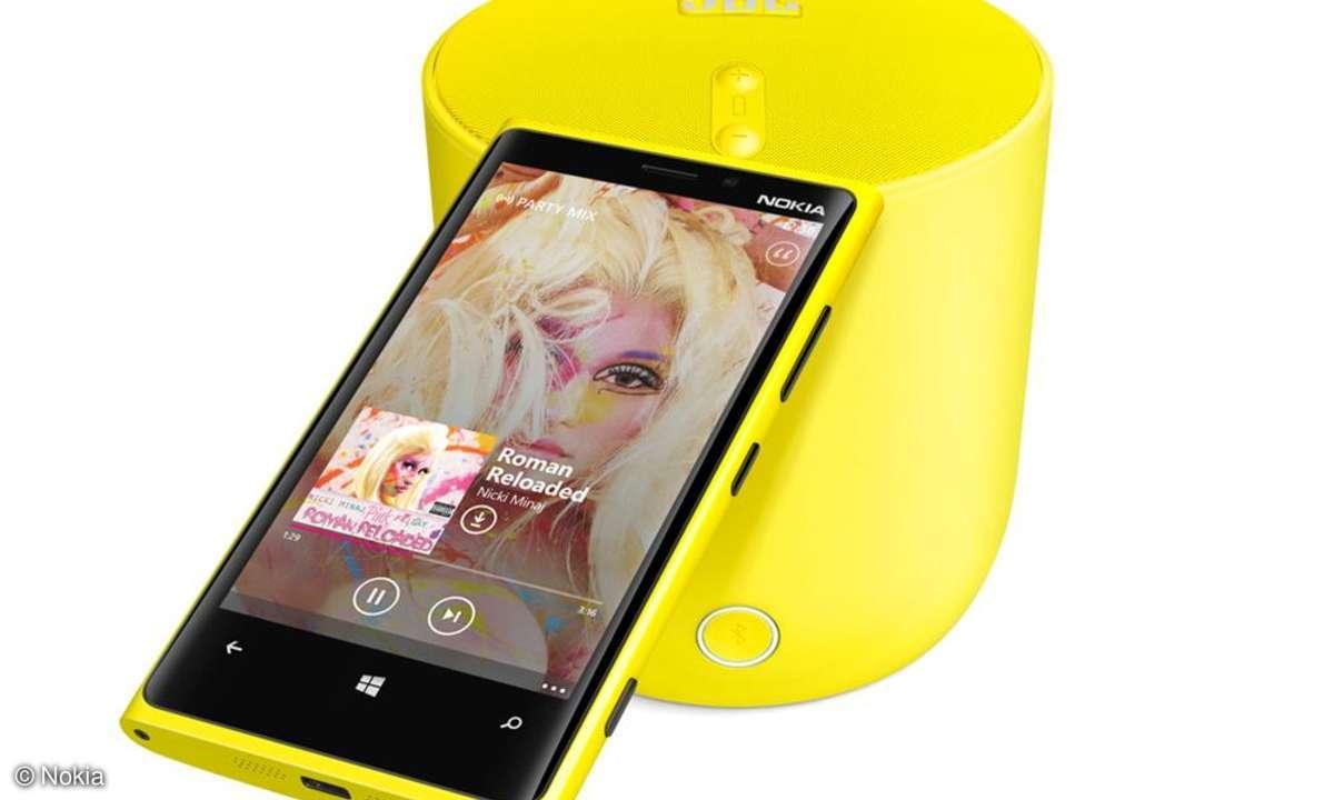 Nokia Music,Nokia Lumia 920