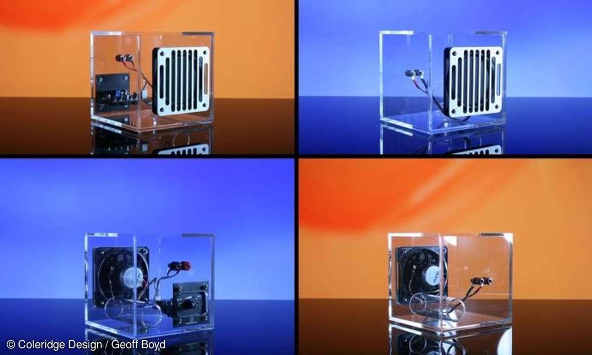 aCube BMR Lautsprecher-System
