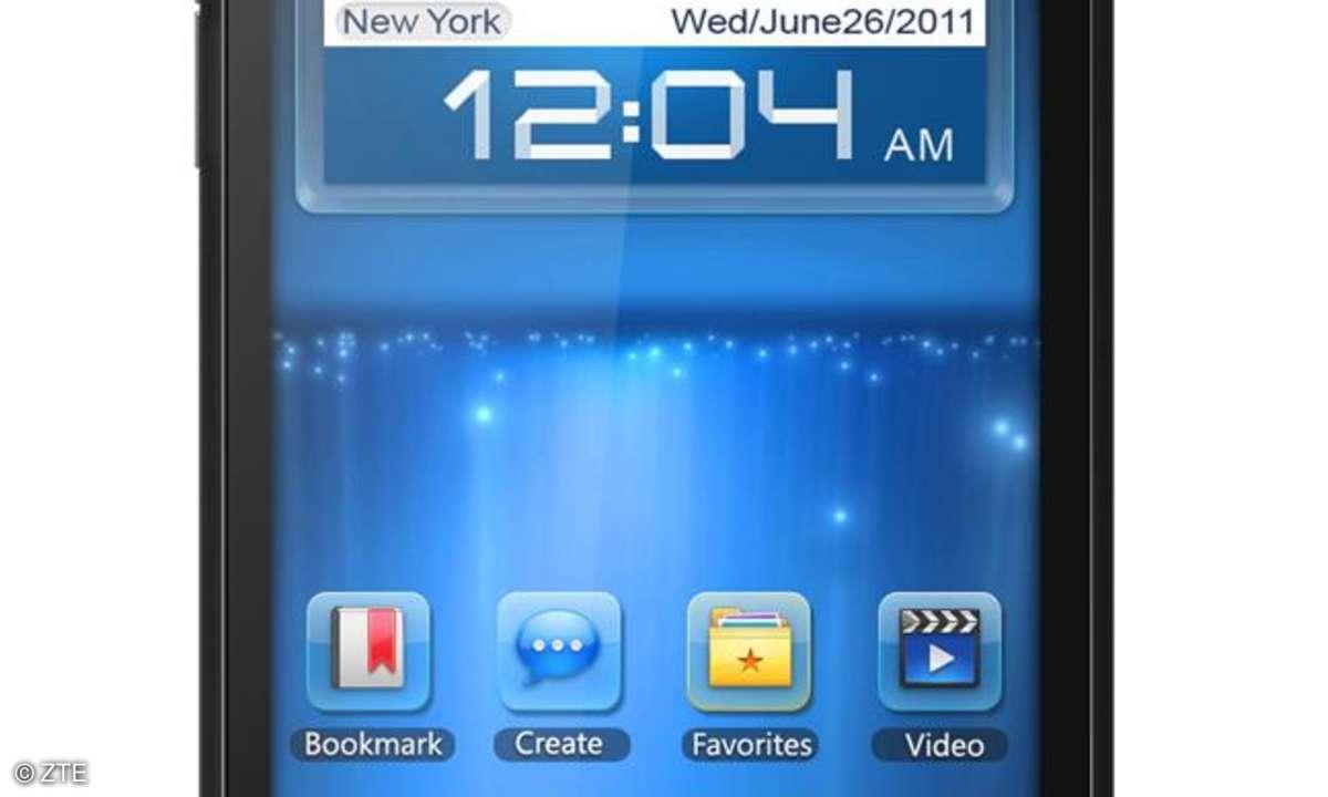 ZTE Grand X IN: Ein Smartphone mit Intel-Prozessor