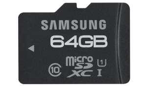 Samsung Micro-SD-Karte