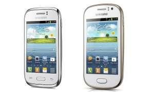 Samsung Galaxy Young und Galaxy Fame