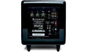 Cambridge Minx 212 - Anschlüsse