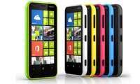 Nokia Lumia 620,