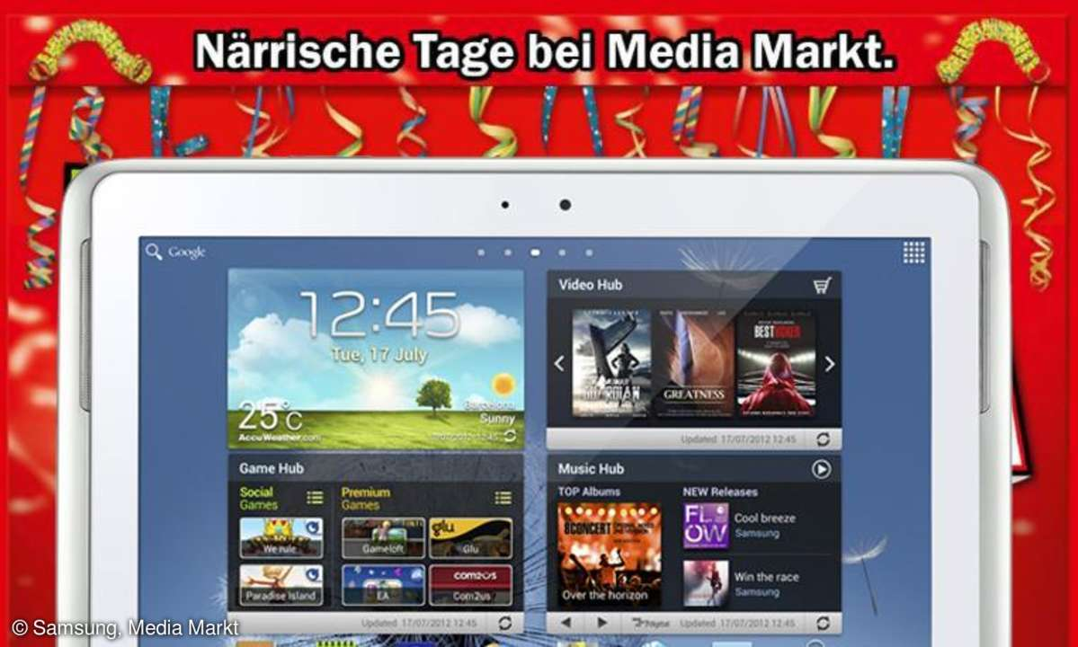 Note 10.1 Media Markt