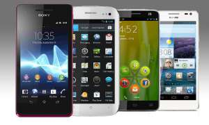 Xperia V, Cynus T2, Grand S, Ascend D2