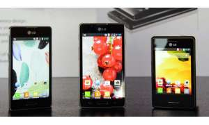LG Optimus L-Serie 2.Generation