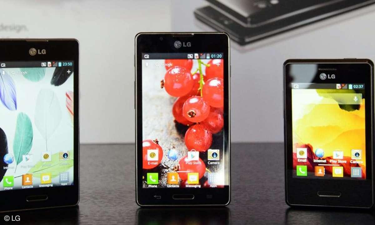 LG Optimus L-Serie 2.Generation