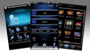 Apps für AV-Receiver