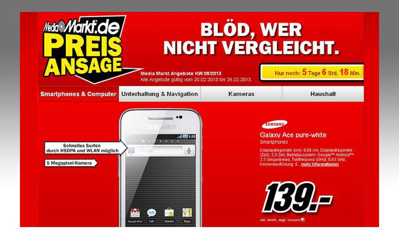 lumia 800 ipad 4 und surface bei media markt connect. Black Bedroom Furniture Sets. Home Design Ideas
