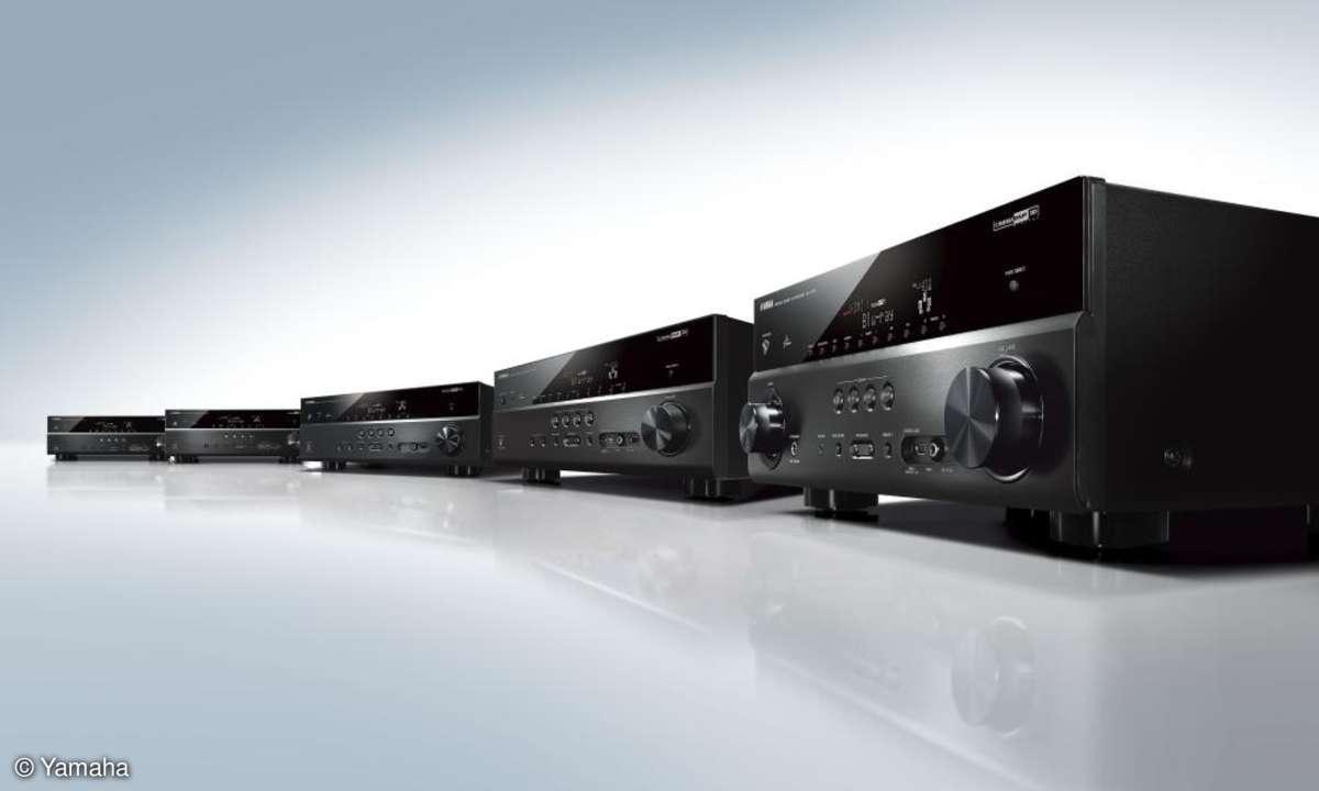 Yamaha AV-Receiver RX-V675 und RX-V775