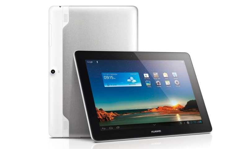 huawei mediapad 10 link 10 zoll tablet f r einsteiger connect. Black Bedroom Furniture Sets. Home Design Ideas