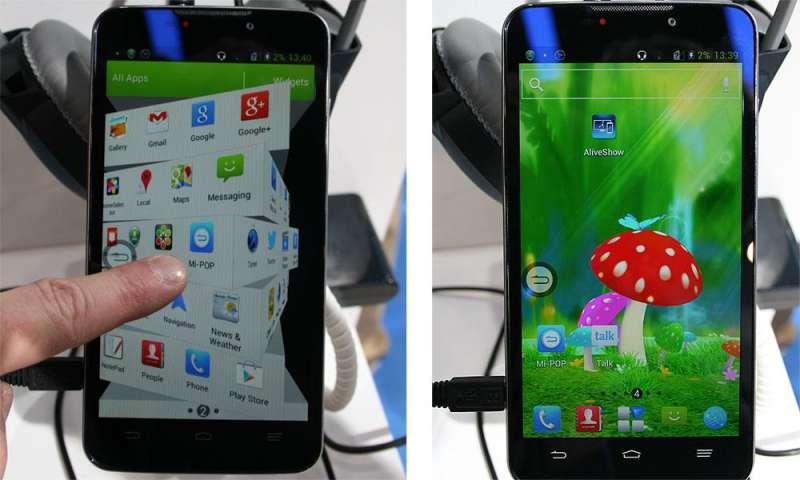 zte 5 7 zoll smartphone grand memo most notable