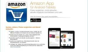 Amazon App, Tablets