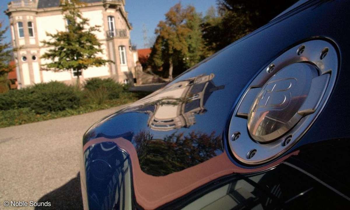 Bugatti ist ein Mythos