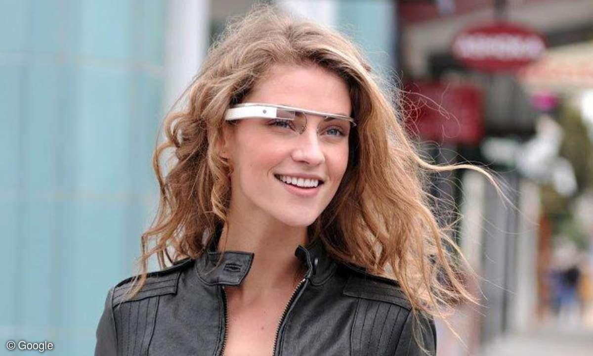 Google Realiy-Brille