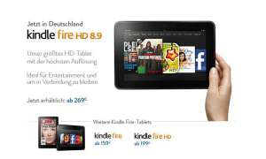 Amazon,Kindle Fire HD 8.9