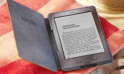 Amazon Kindle 4  Generation im Test - connect