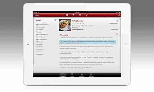 Paprika Rezepte App Für Iphone Und Ipad Connect