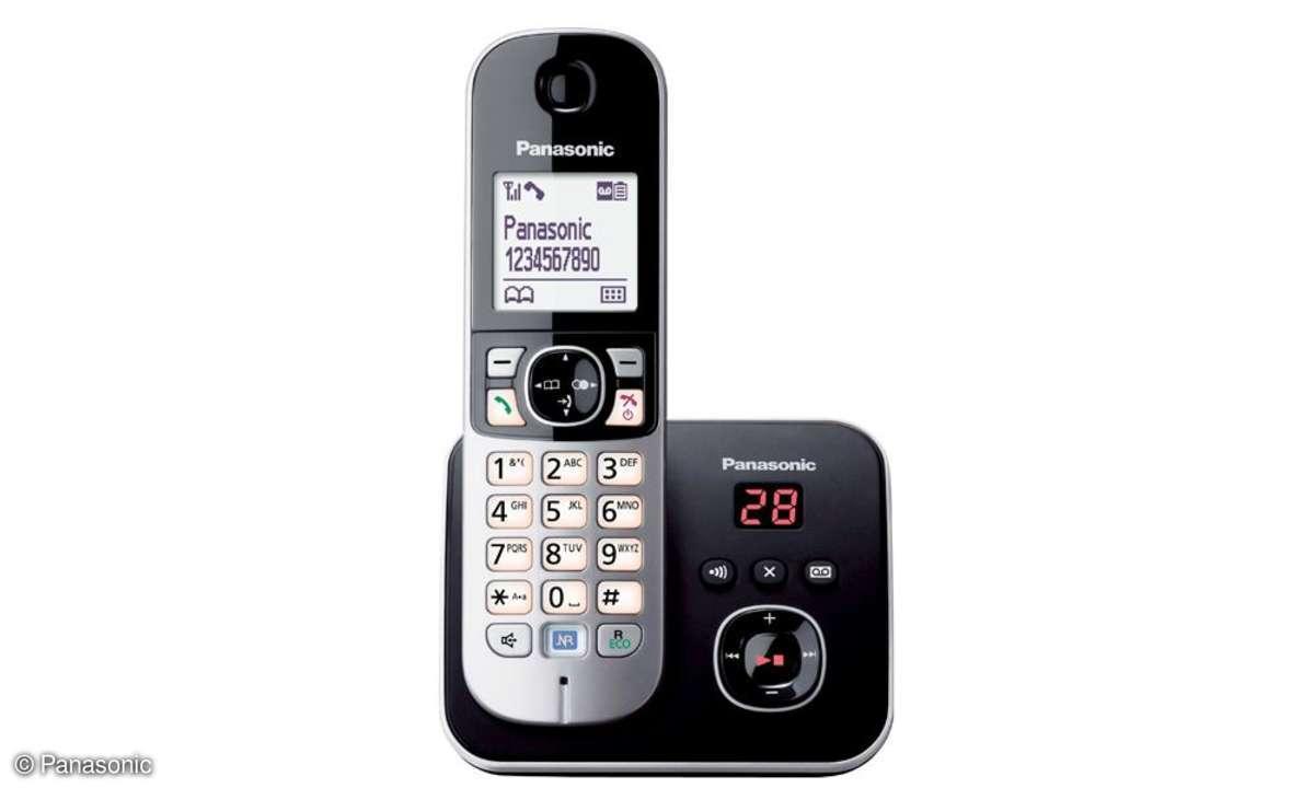 Panasonic Dect Telefon, KX-TG78