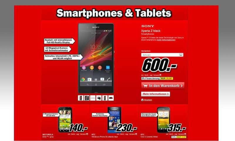 Media Markt Angebote Iphone