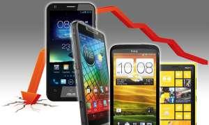 Padfone 2, One X+, Razr i, Lumia 920