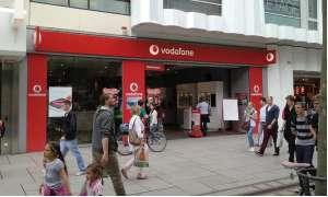 Vodafone, Shop