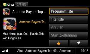 Aha Radio - Porsche