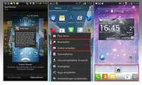 Android Oberfläche anpassen
