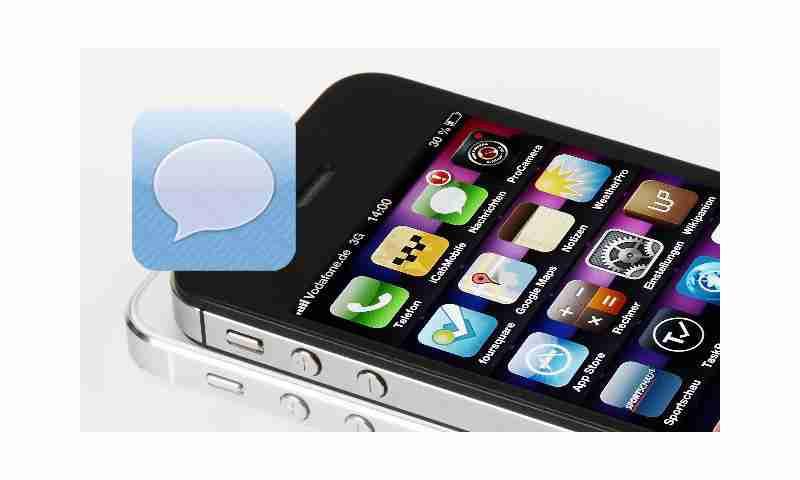 Pushto Sms Versand Mit Pc Und Iphone Connect