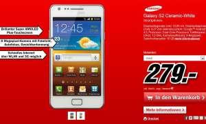 Media Markt, Samsung Galaxy S2