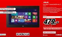 Media Markt, Asus Vivo Tab Smart