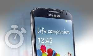 Galaxy S4: Benchmarks, Sensorik