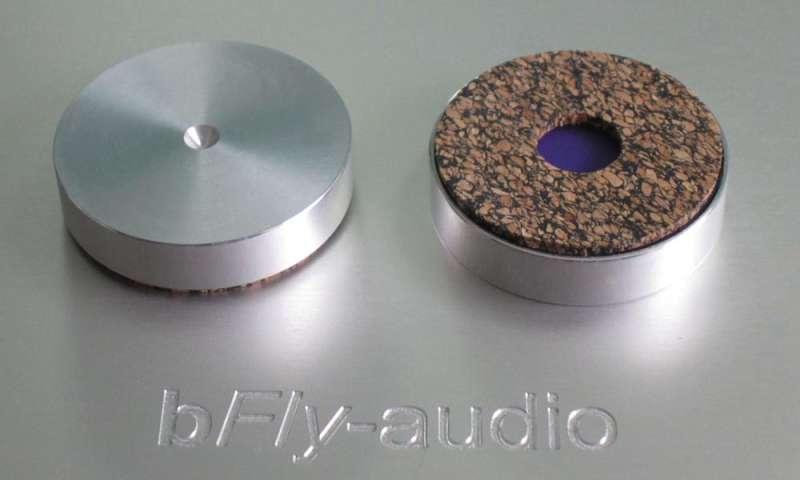 Car Stereo Shop >> bFly-audio präsentiert Absorber für Spikes - connect