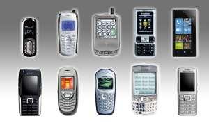 Gescheiterte Handy-Hersteller