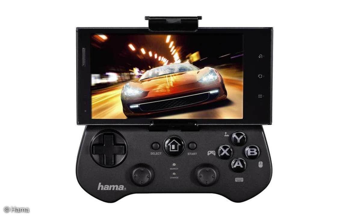 Hama CreeDroid Mobile,Gamecontroller,Zubehör