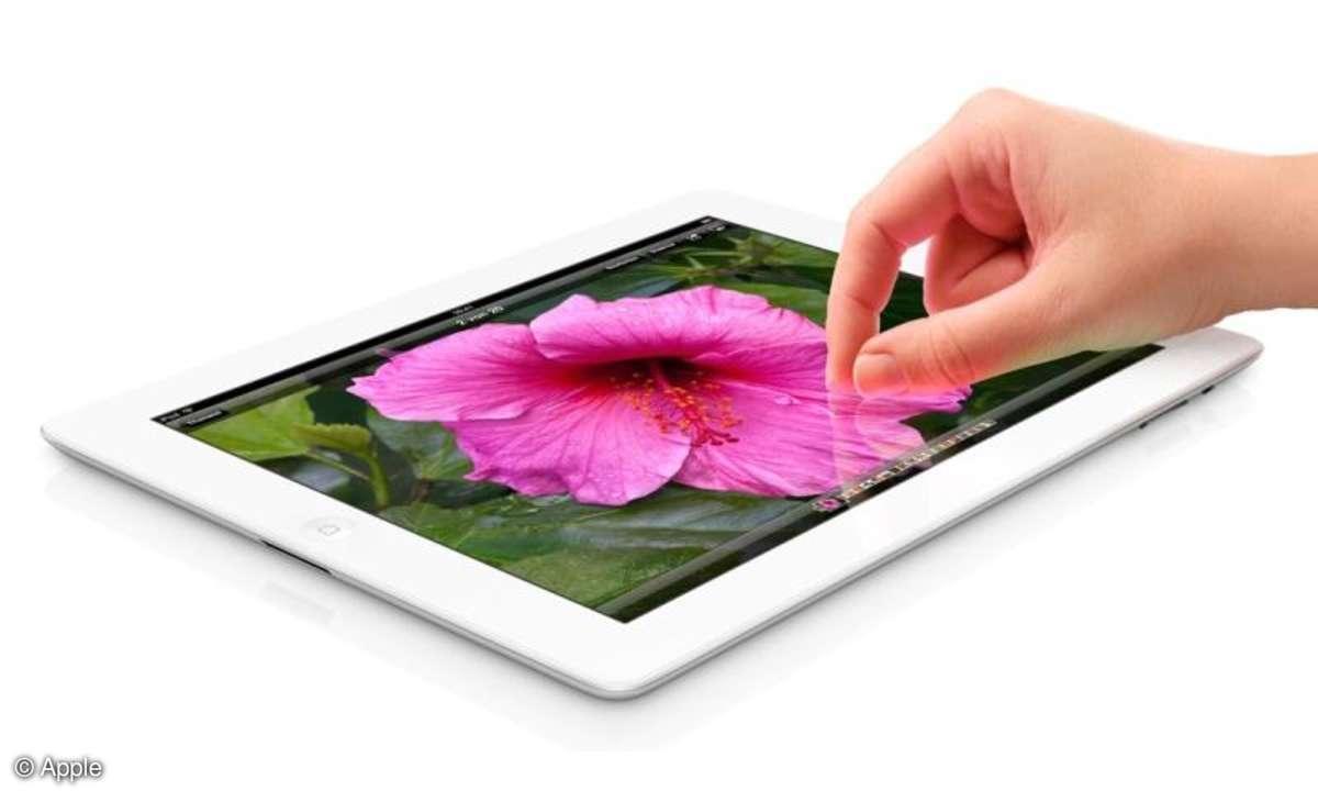 Apple präsentiert neues iPad - Besseres Display, schnellerer Chip