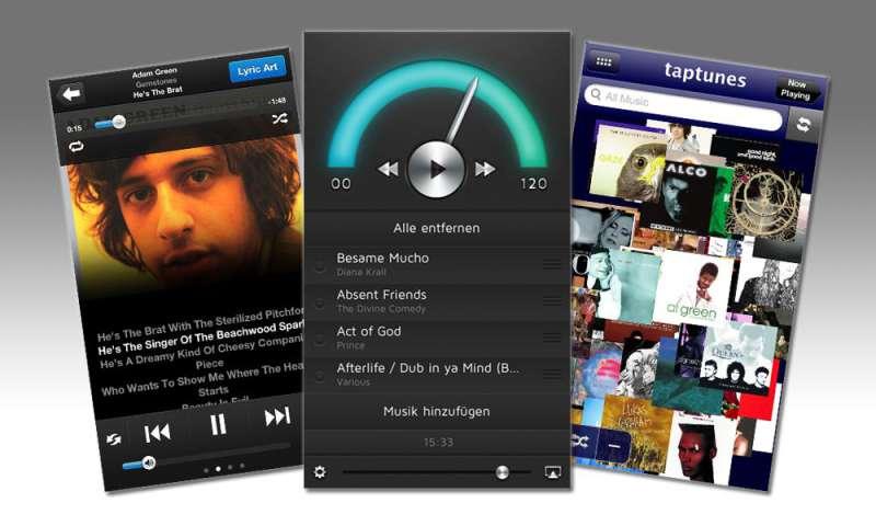 Music Player Apps Für Ios Und Android Connect
