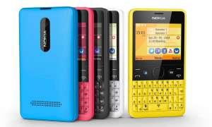 Nokia Asha 210,Dual-SIM