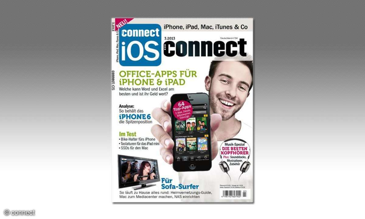 connect iOS 03/2013