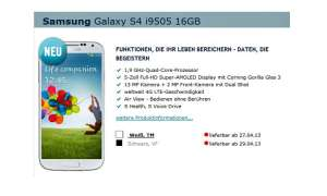 Phone House Samsung S4