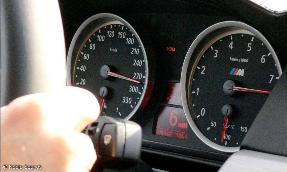 BMW M5 V10 im Test