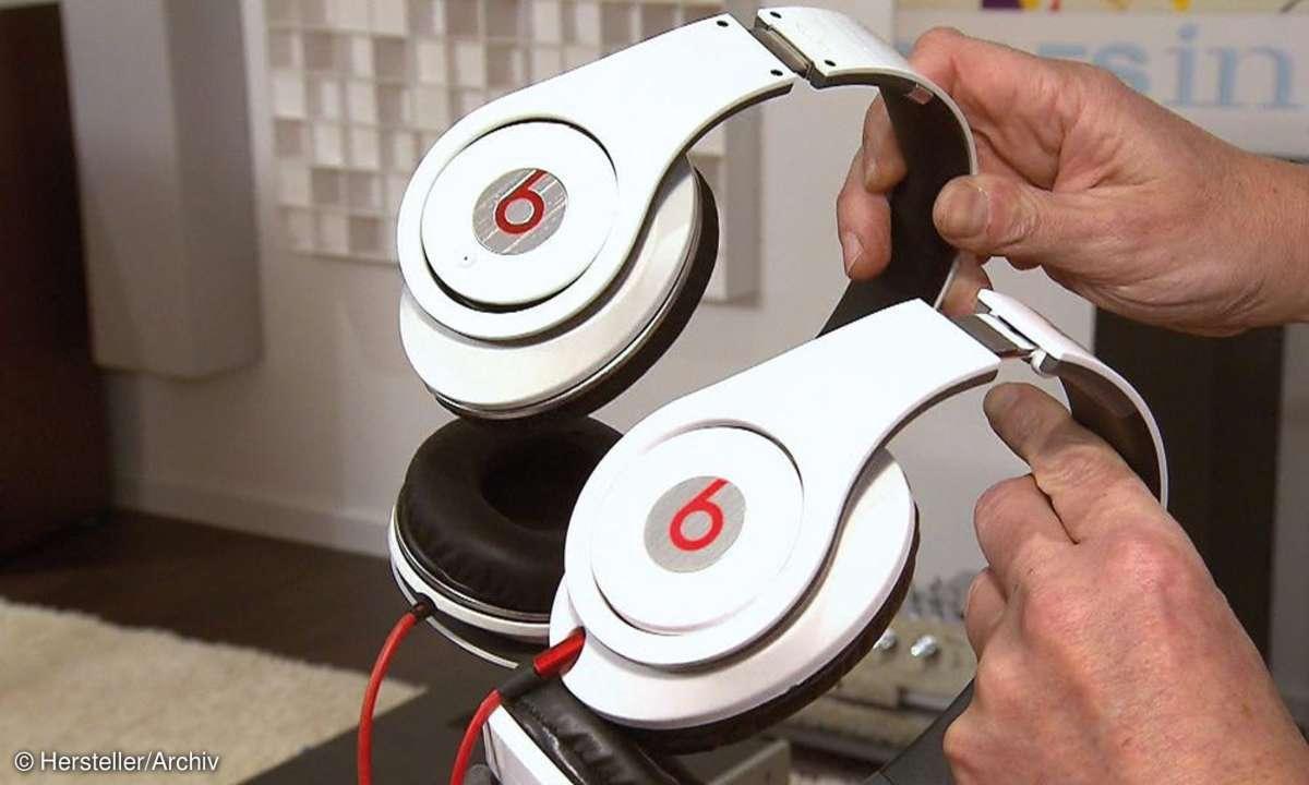 Beats-Kopfhörer gegen Fälschung