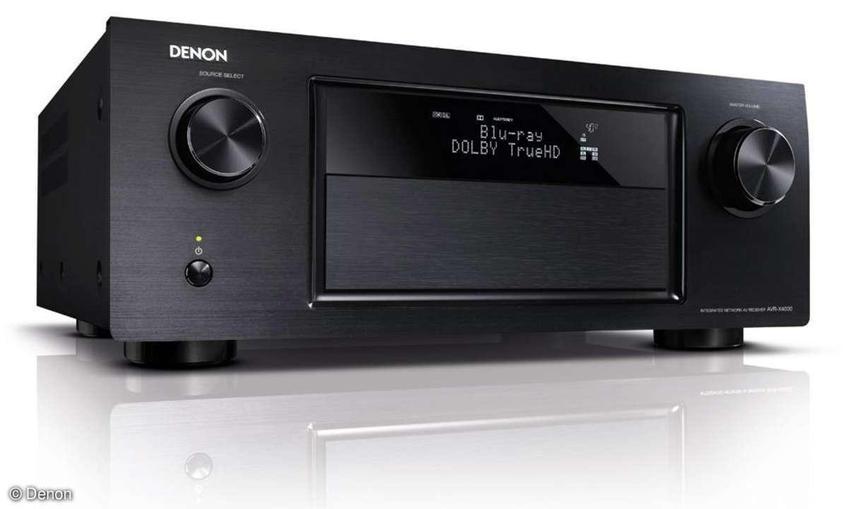 Denon AVR-X4000