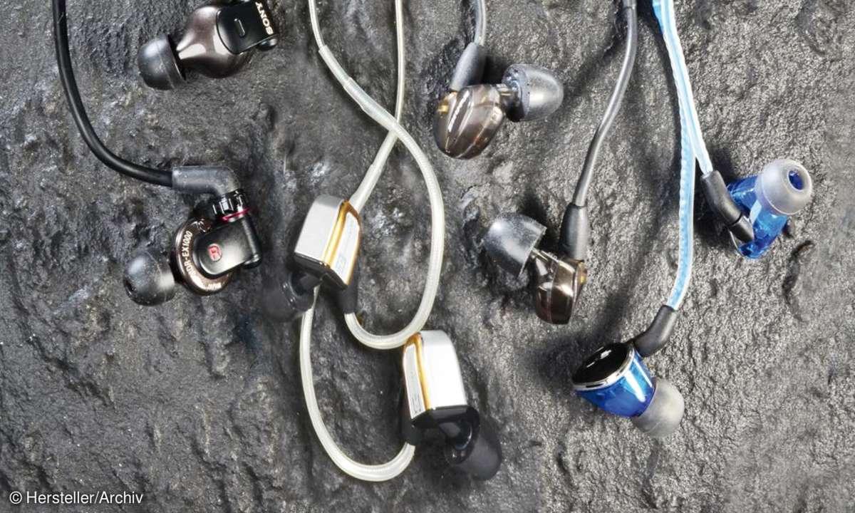 In-Ear-Kopfhörer im Test